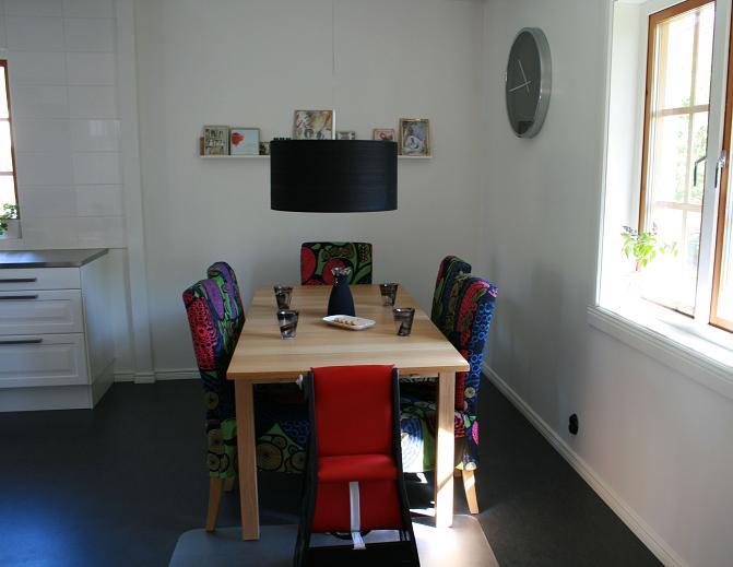 vita köksstolar : Kök « Linda och Niklas